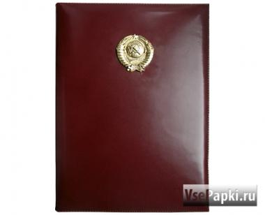 Фото: купить готовую папку в подарок V-157.2.30(Э)