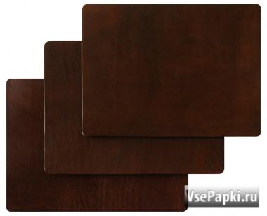Фото: купить подложку на стол из кожи V-93